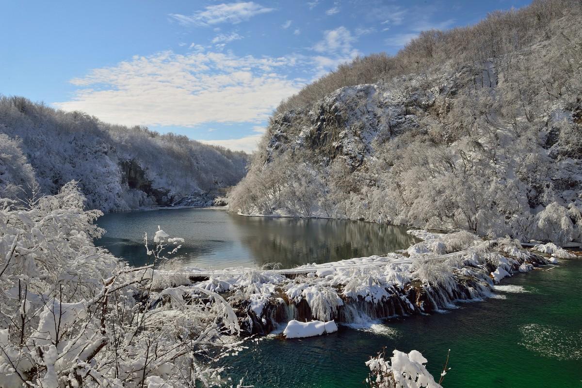 Donja jezera_Kaluđerovac i Novaković brod