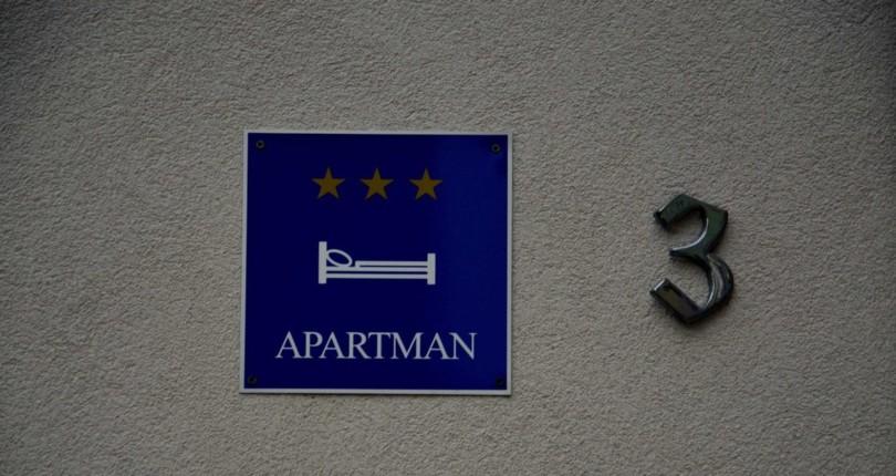 Apartma naj bo udoben, čist in lep