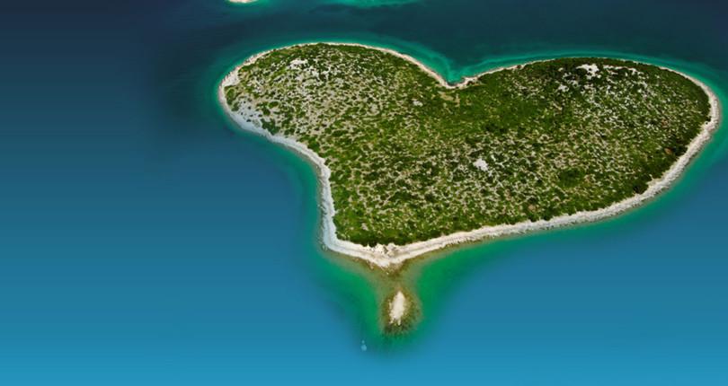 Otok Pašman je otok radosti