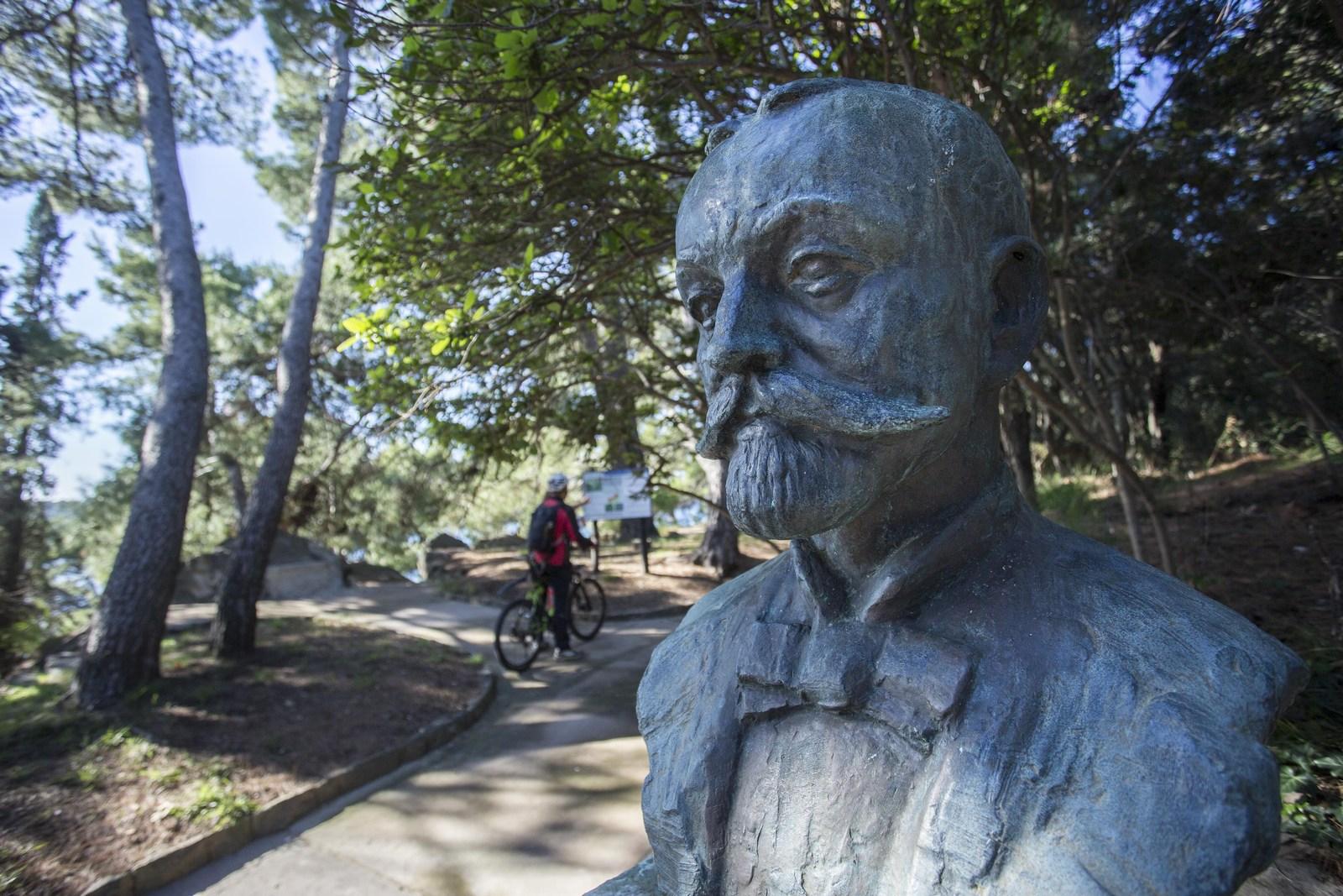 Park, foto HTZ in Bojan Haron Markičević
