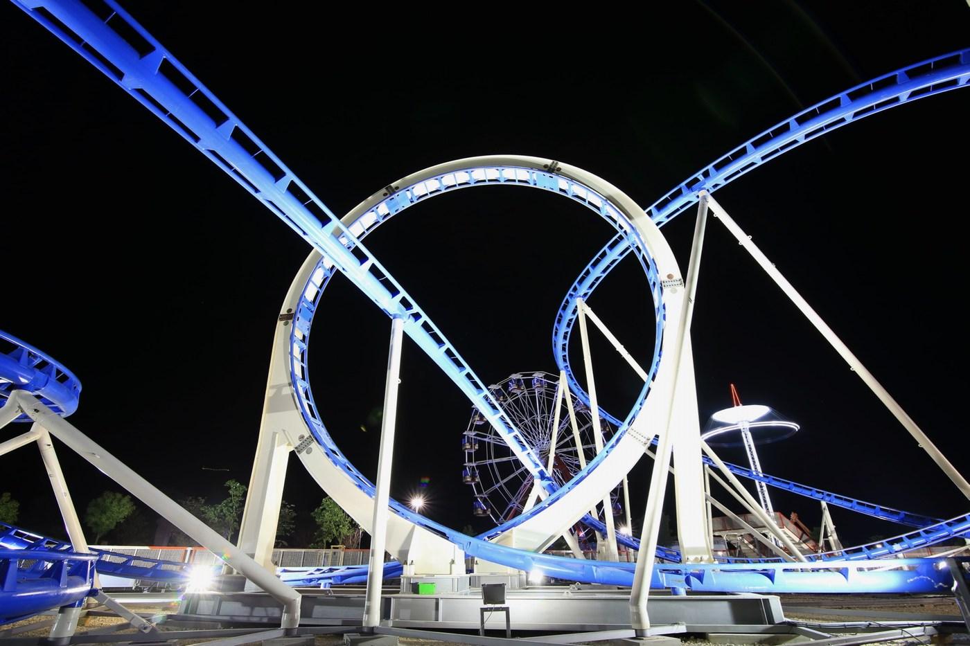 Park je oblikoval italijanski arhitekt Franco Barazzoni, eden izmed najboljših ustvarjalcev zabavnih parkov na svetu.