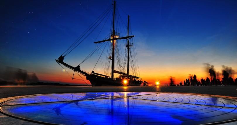 Zadarski Pozdrav Soncu
