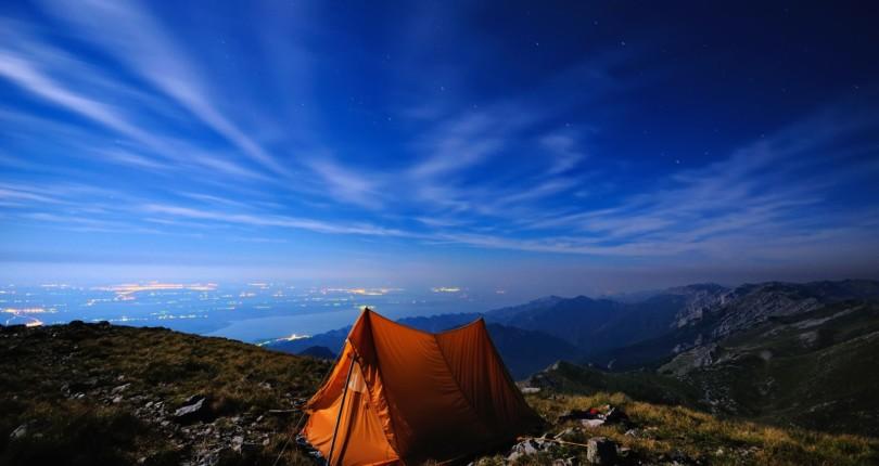 Velebit, 145-kilometrska gorska kača