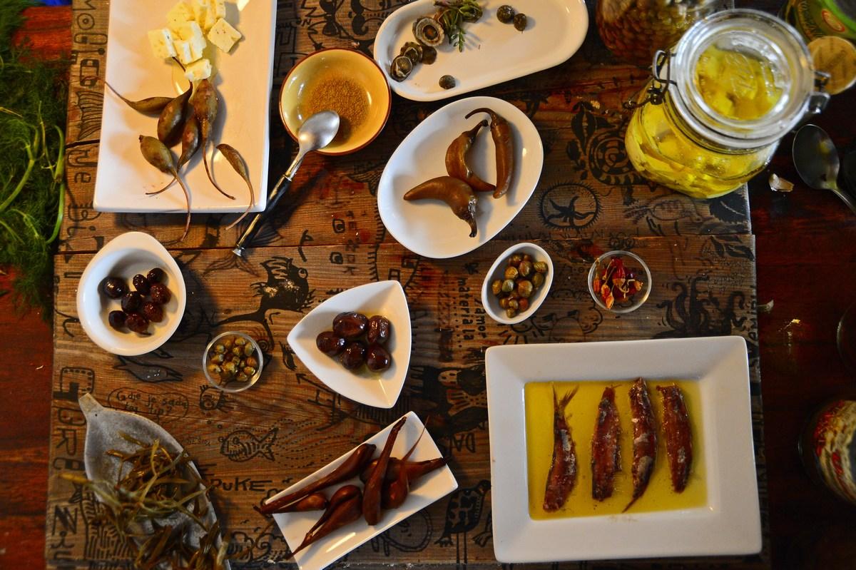Hrana na Visu, foto Ivo Pervan in HTZ