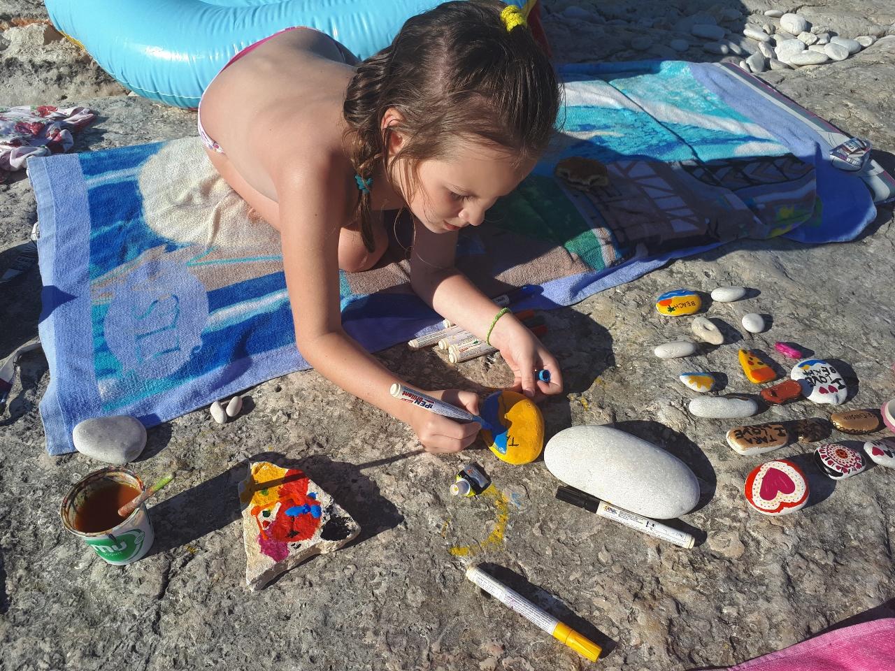 Kreativni otroci