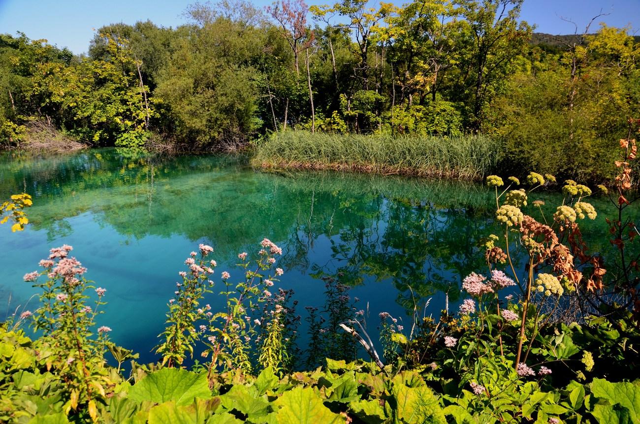 16 jezer najdemo v tem narodnem parku.