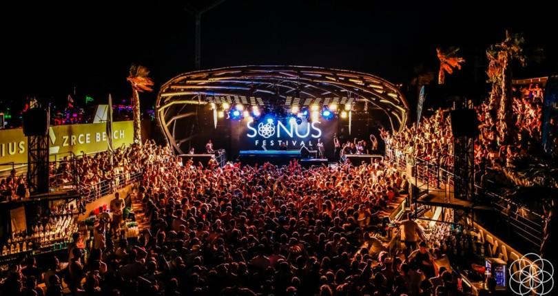 Sonus festival, non-stop zabava