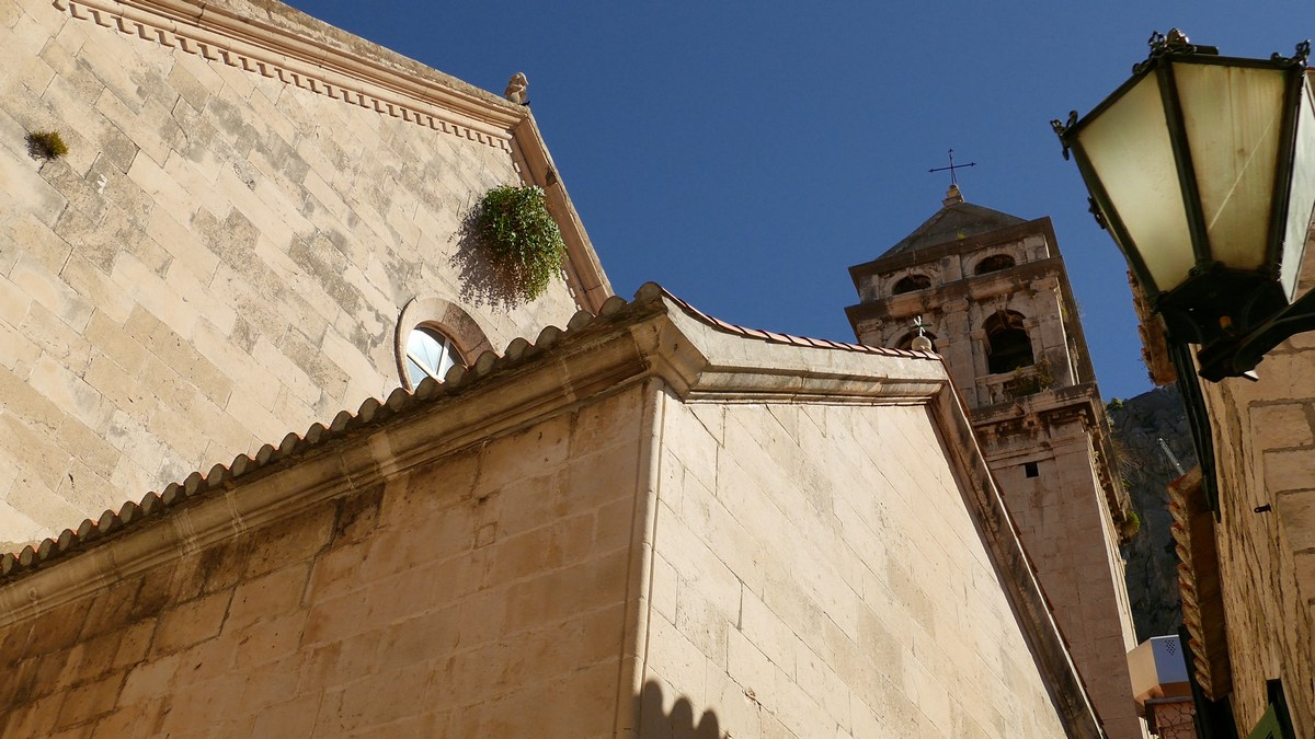 Med letoma 1444 in 1797 je bil Omiš del Beneške republike.