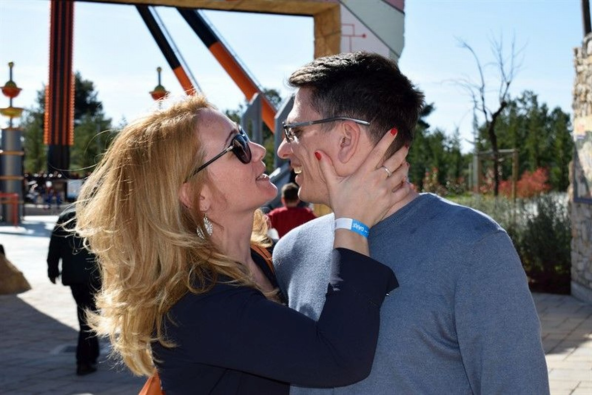 Ljubezen v Fun parku Biograd