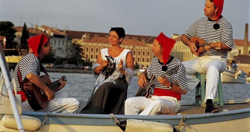 Batana, ribiški čoln