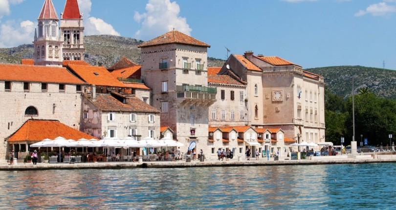 Trogir, dalmatinski zaklad