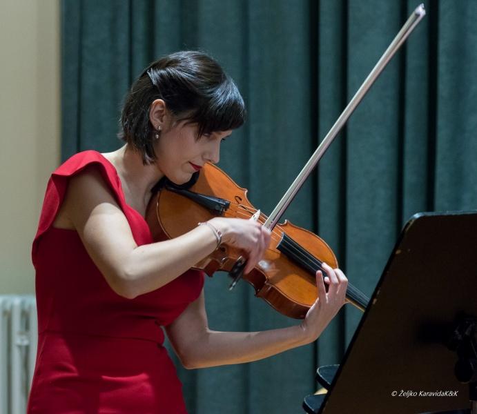 violinistka