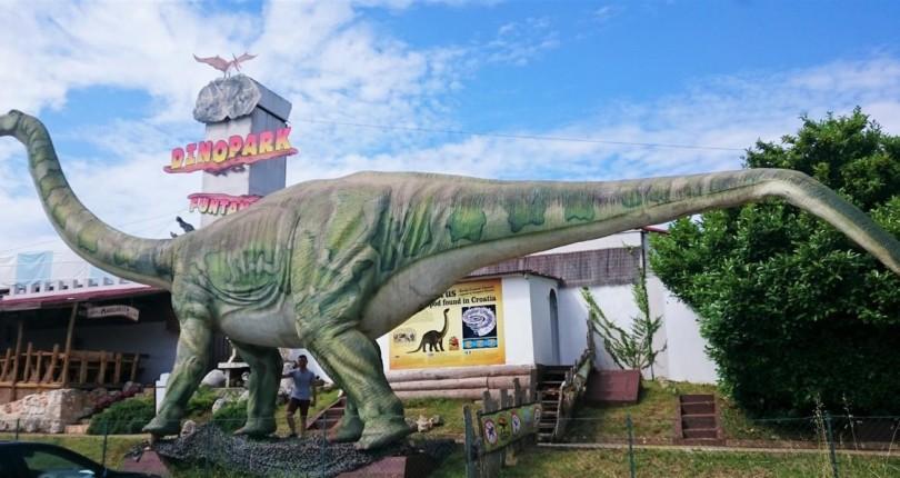 Dinopark Funtana: Ko dinozavri oživijo