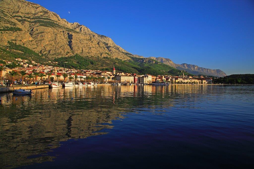 Makarska - riva 2