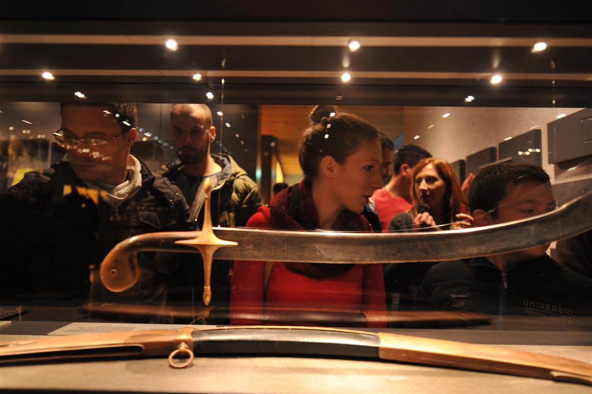 Obiskovalci muzeja