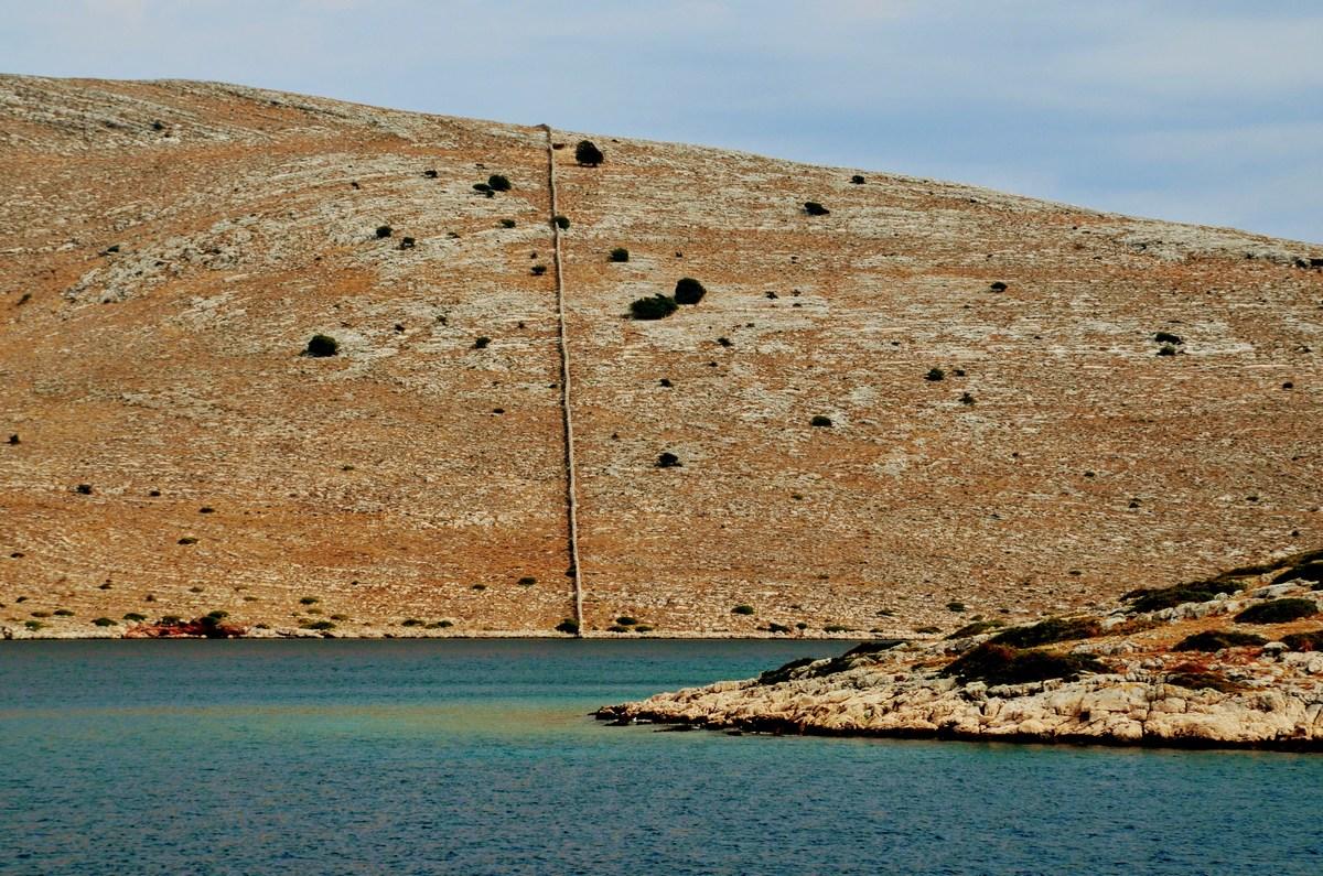 Ograja na Kornatih