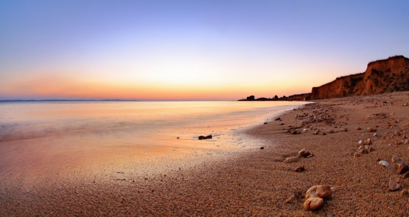 Peščene plaže na Hrvaškem