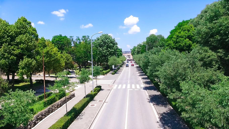 Ulice Knina