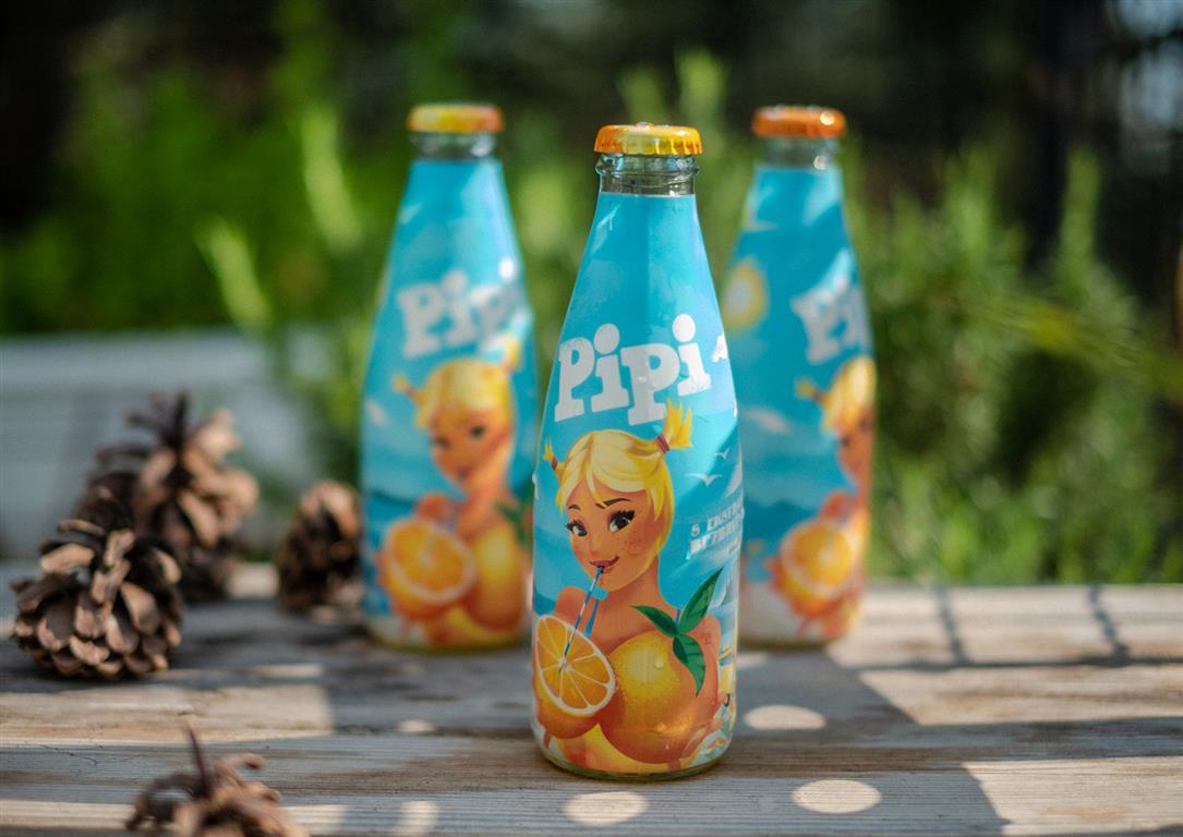 Lepe stekleničke