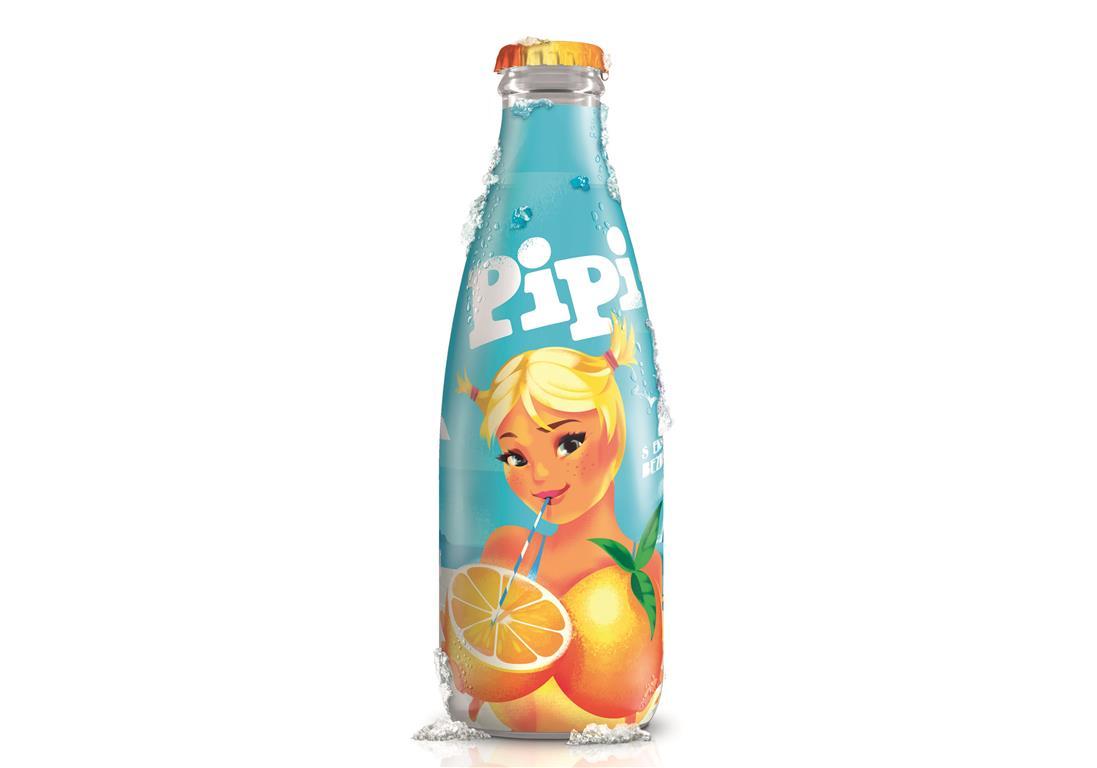 Oranžada Pipi