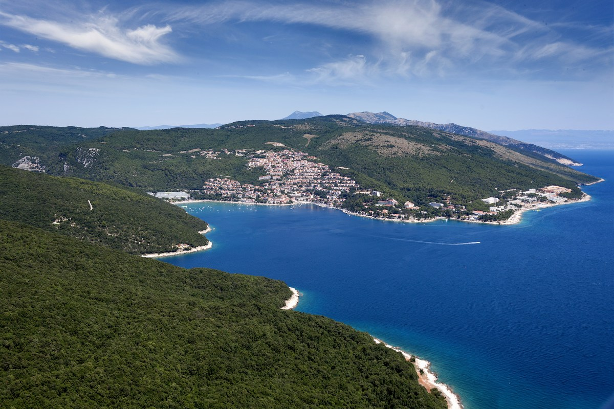 Rabac in Jadran