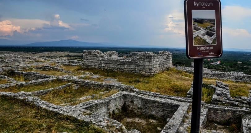 Bribir, hrvaška Troja