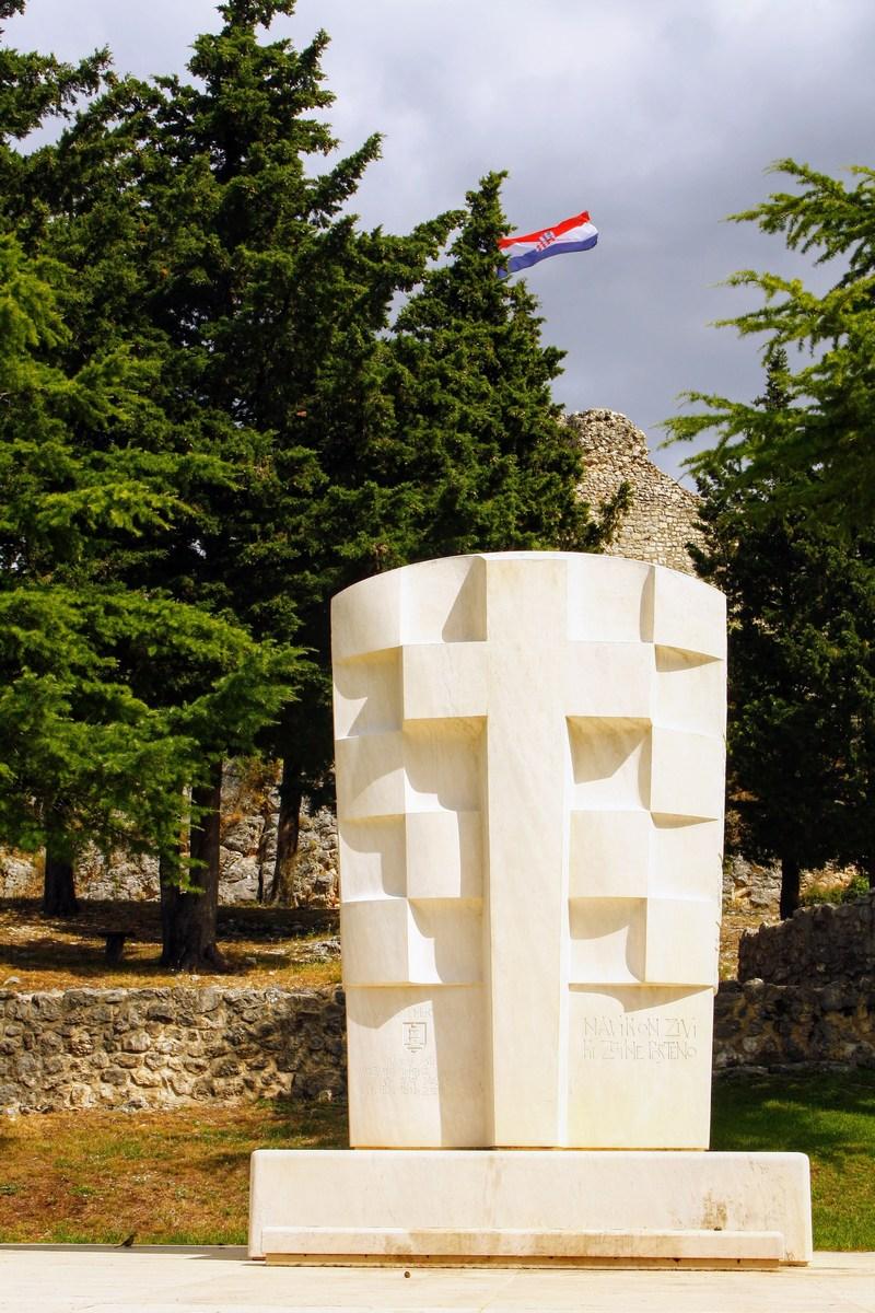 Spomenik borcem iz zadnje vojne