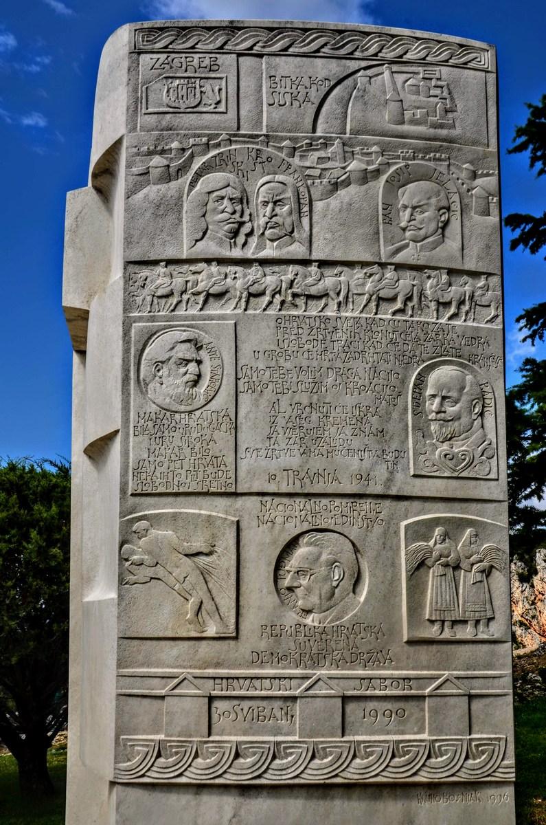 Zgodovina v kamnu