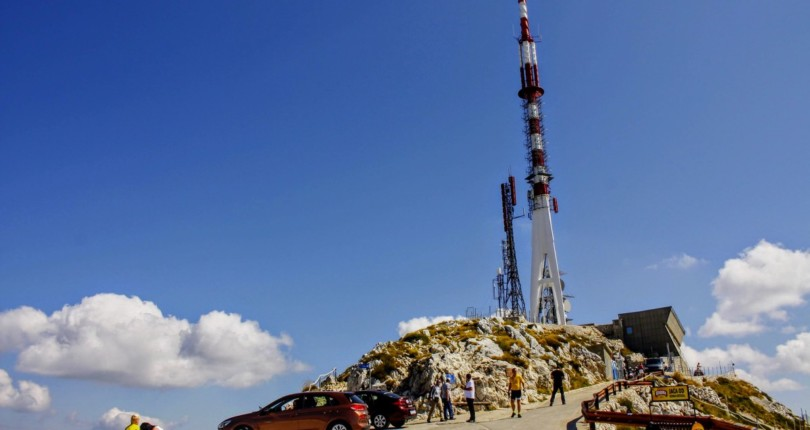 Sveti Jure, najvišji vrh Biokova