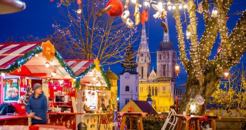 Advent v Zagrebu je super