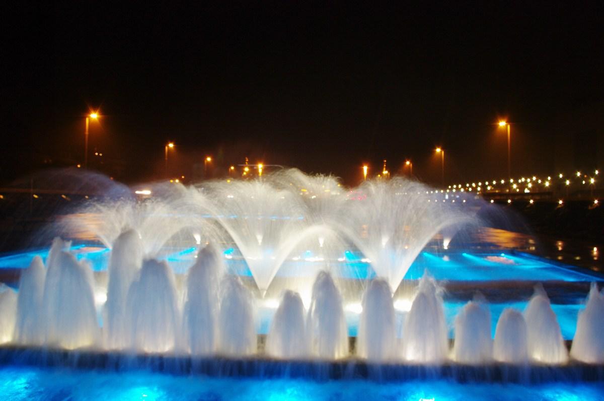 Fontana. Foto I. Vinković