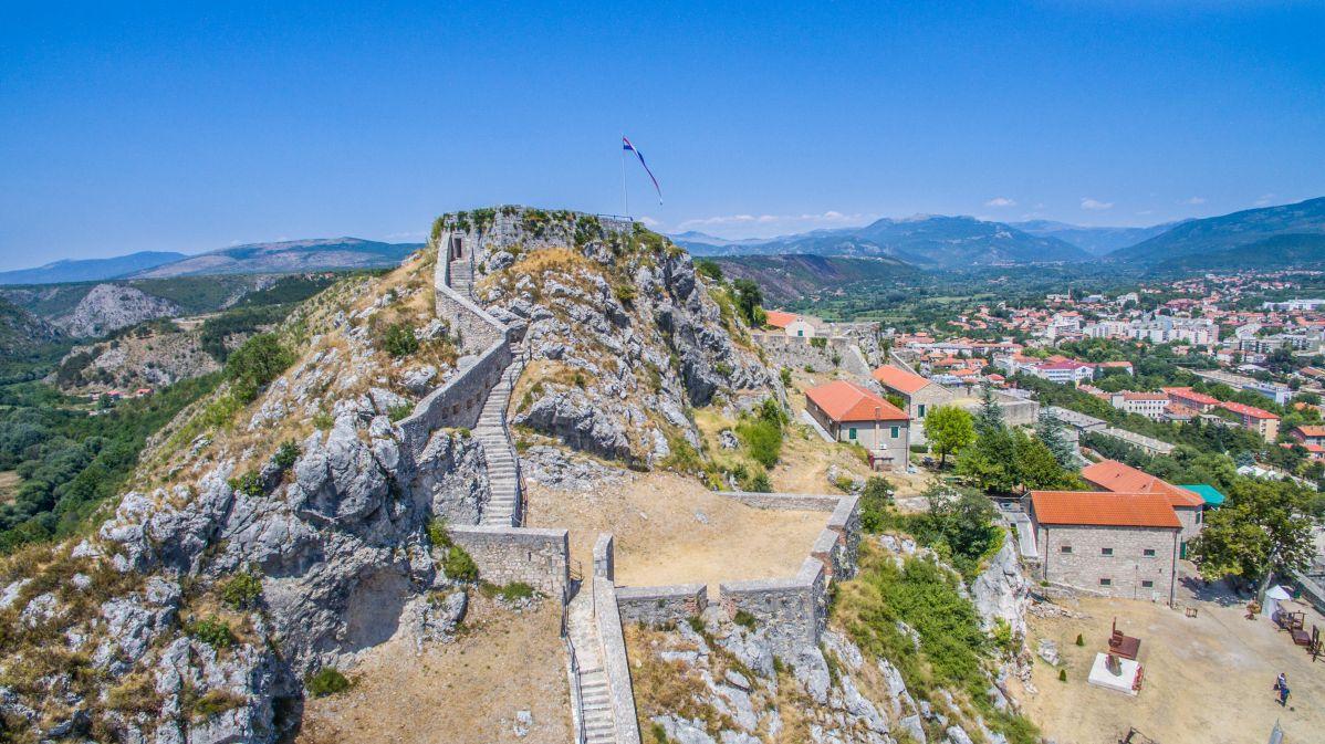 Grič Spas s trdnjavo