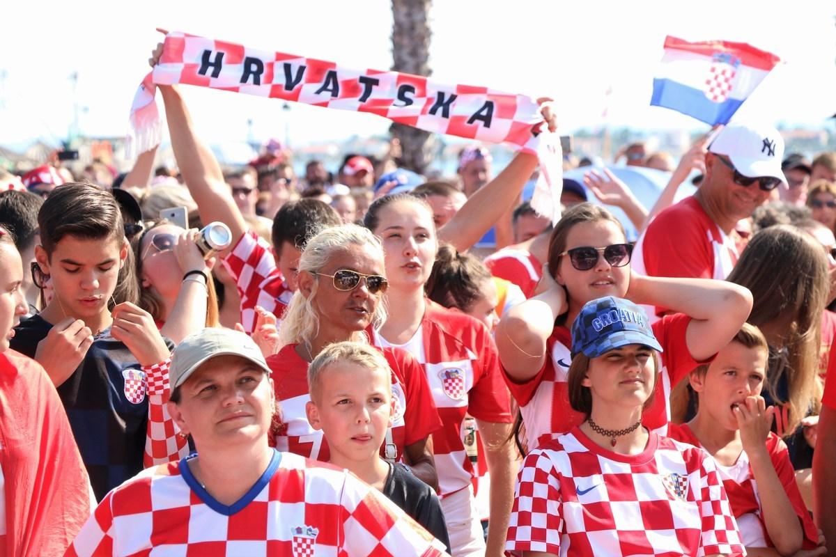 Hrvaška je bila odlična na SP 2018