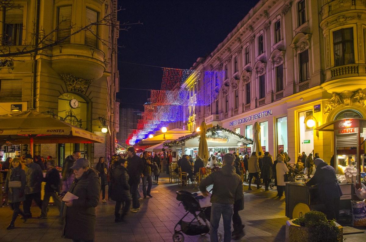 Na ulici. Foto M. Mehulić