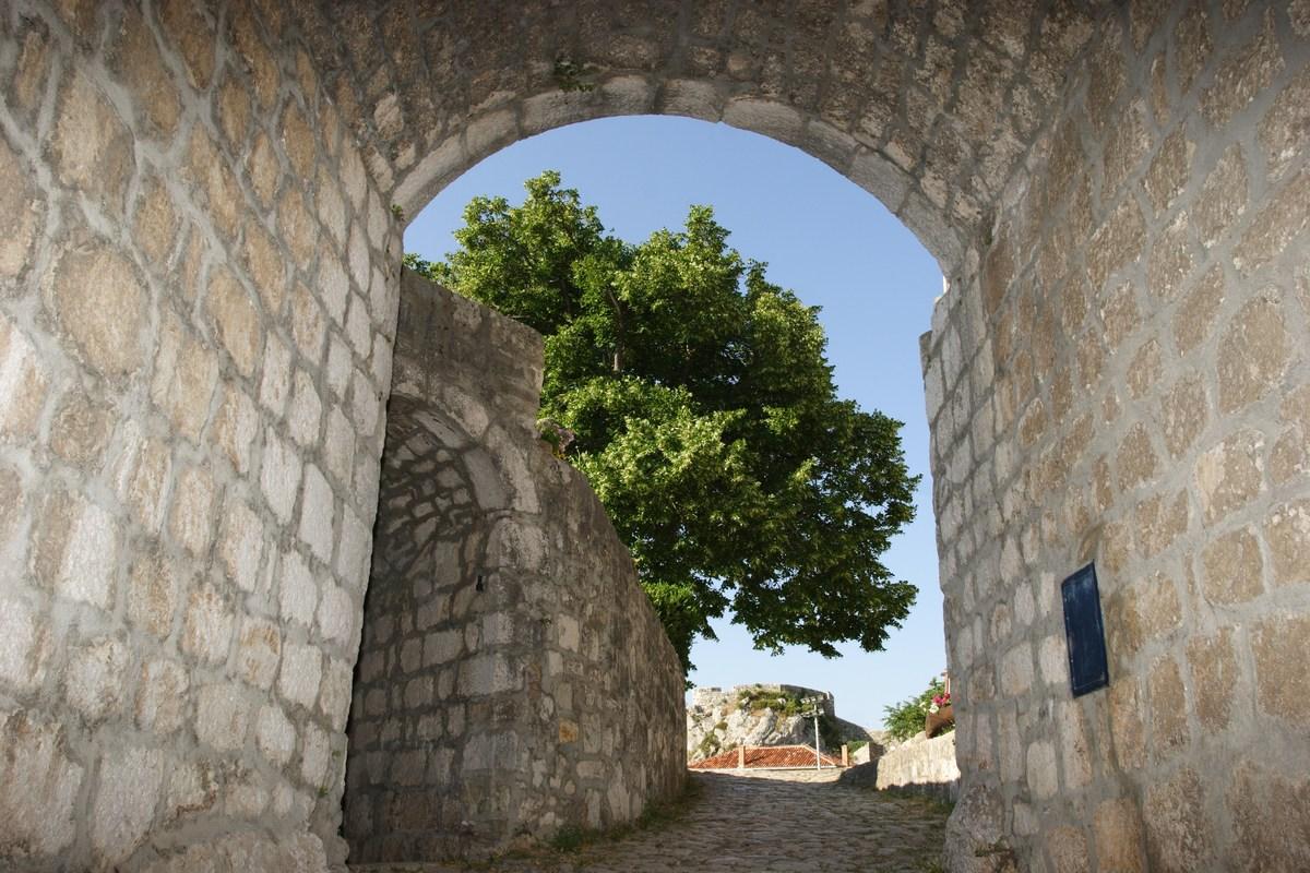 Obnovljeno obzidje