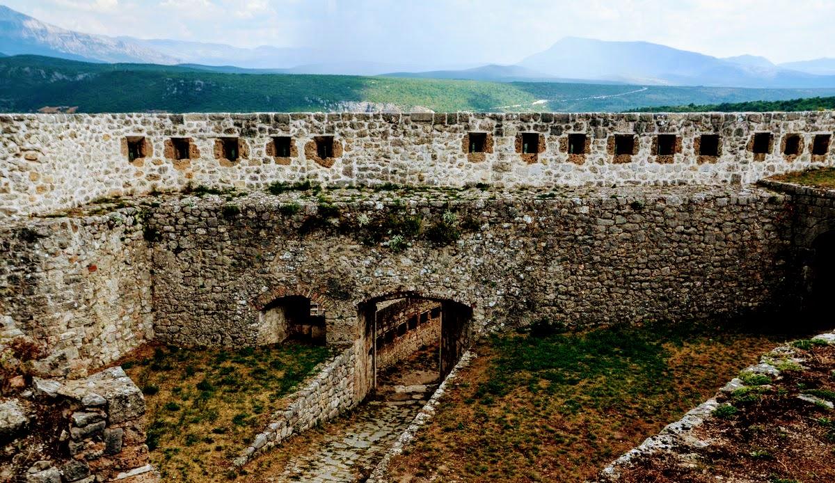 Obrambno zidovje