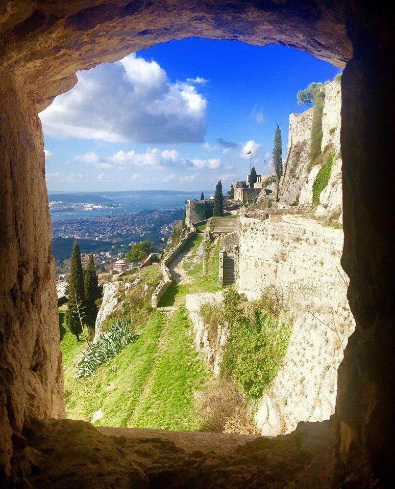 Pogled na Split