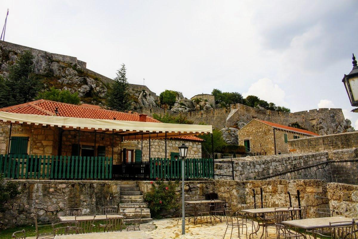 Restavracija v trdnjavi
