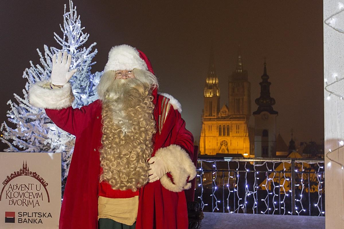 Santa Claus. Foto M. Vrdoljak
