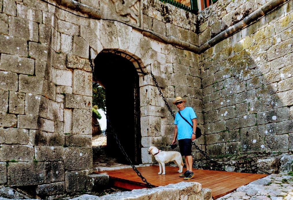 Vhod v trdnjavo