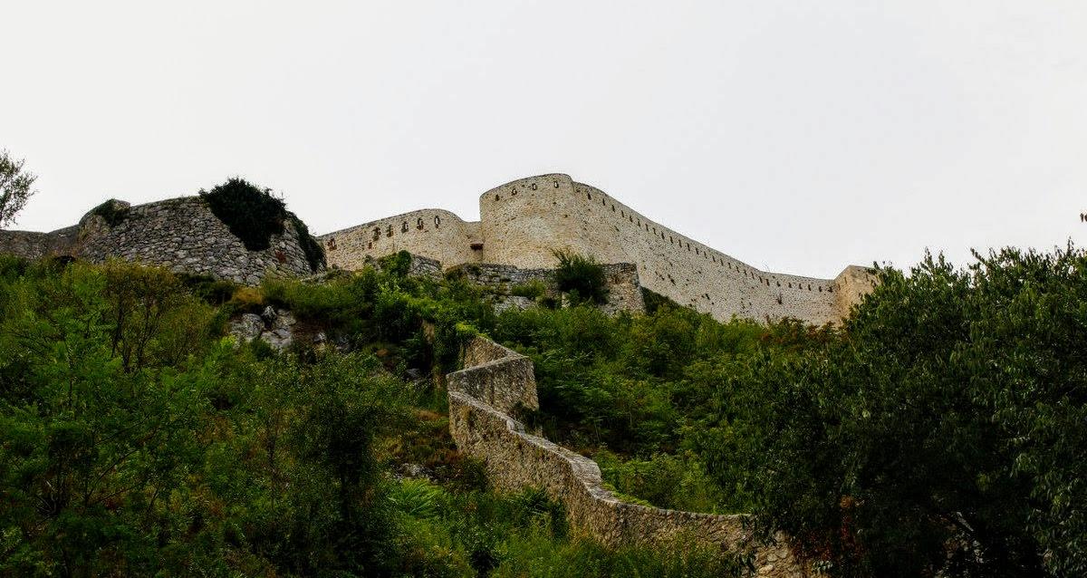 Visoko obzidje