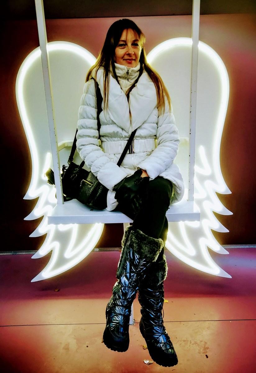 Angel v Zagrebu