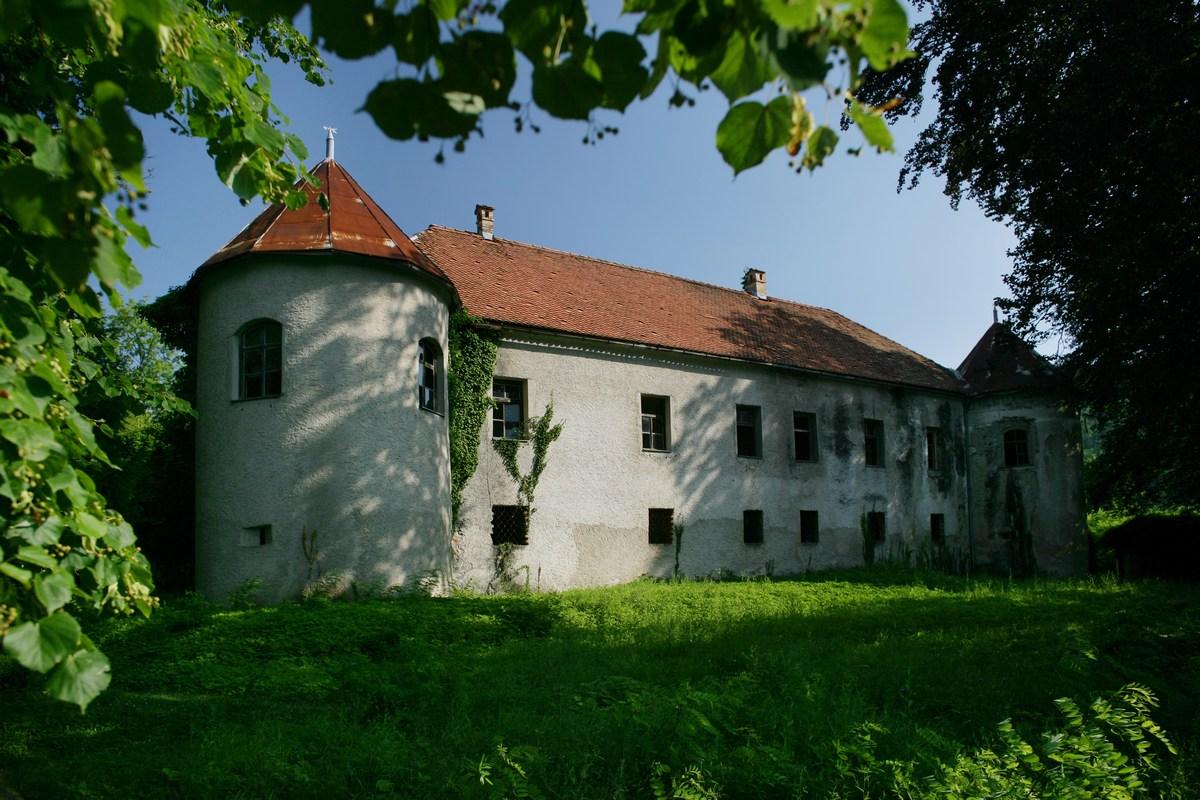 Dvorec Severin