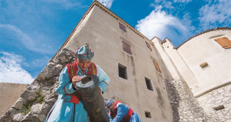 Po poteh Frankopanov, kulturno-turistična pot