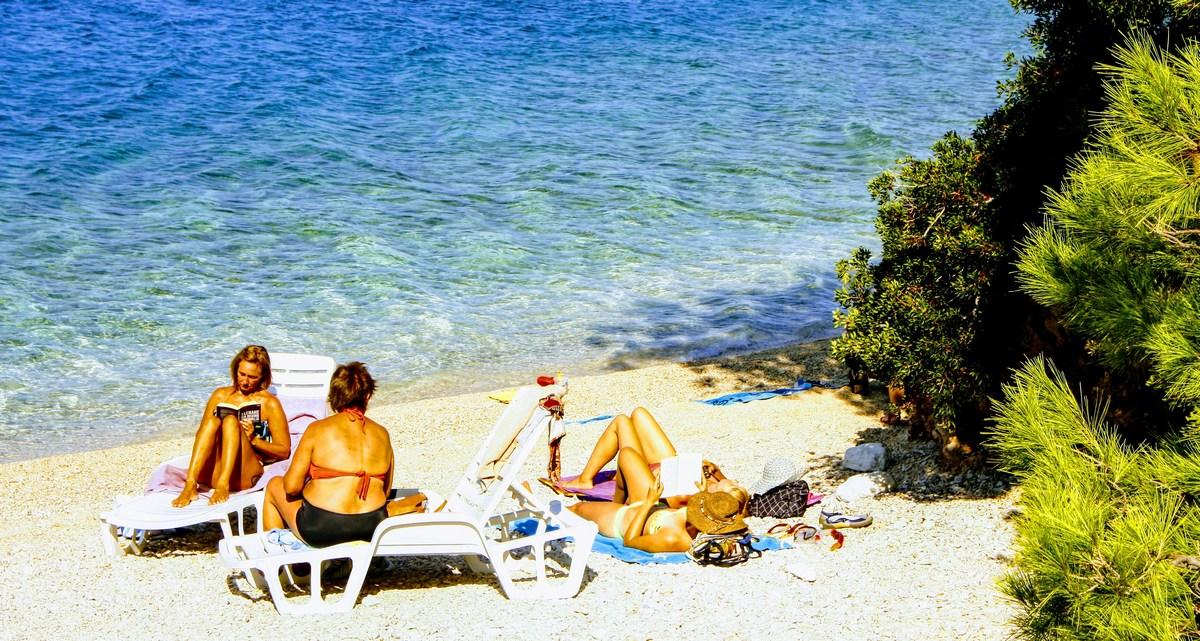 Čudovito je na plaži