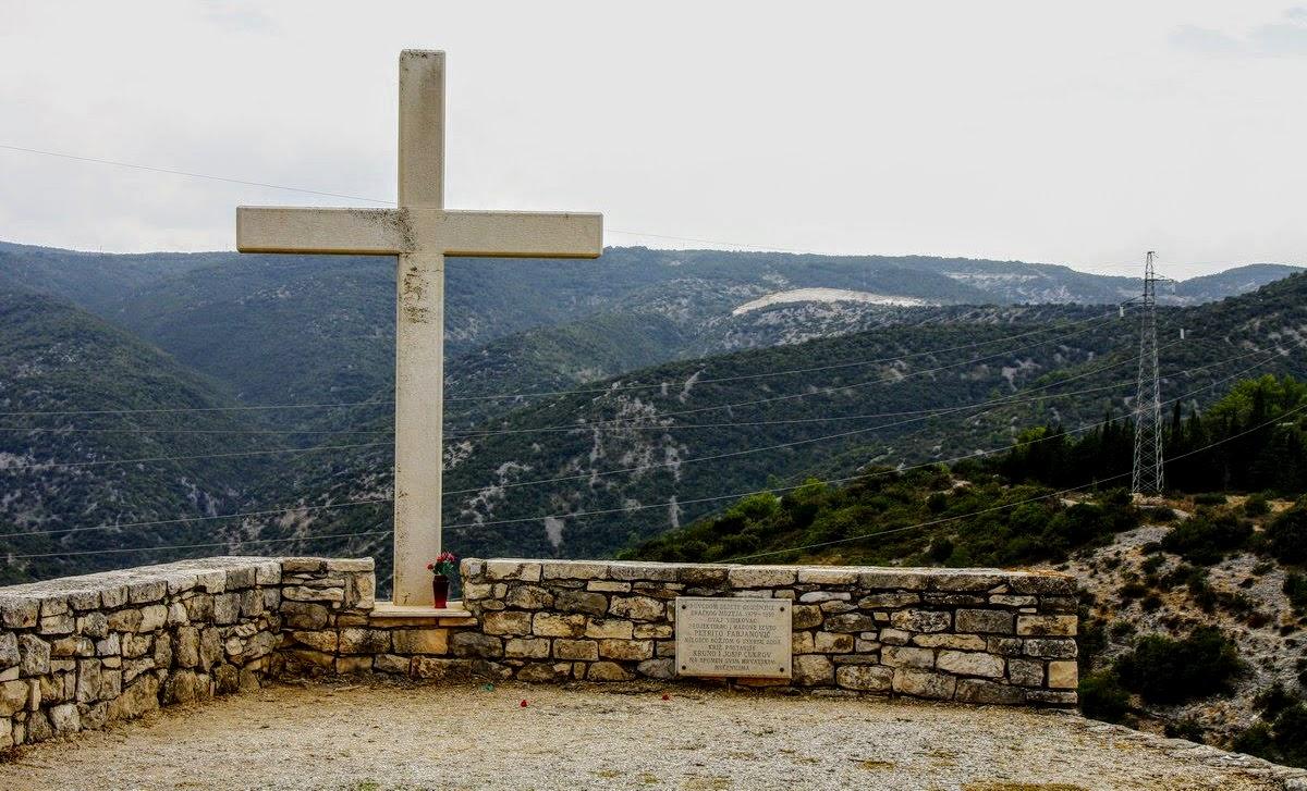 Križ na razgledišču