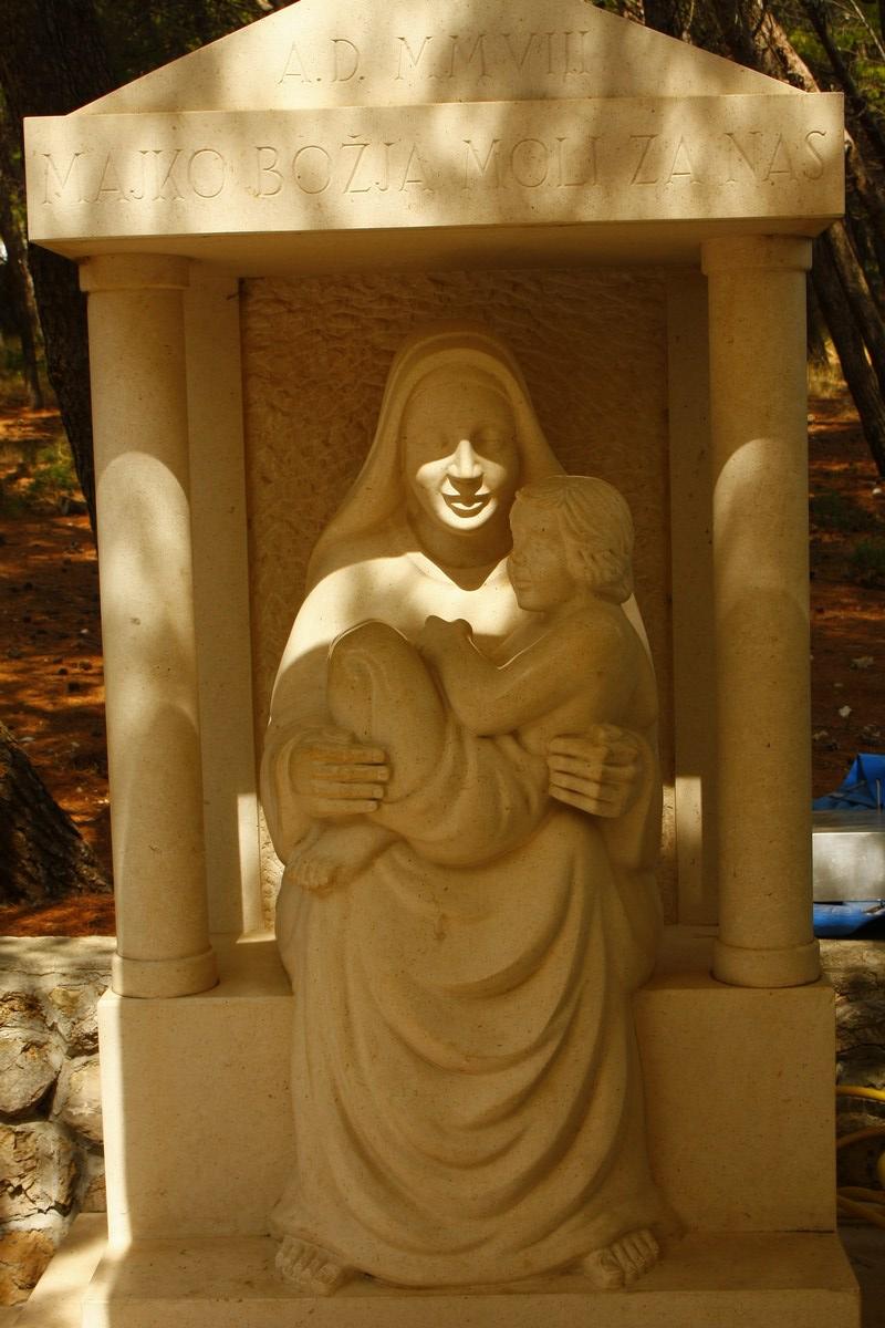 Marija moli za nas