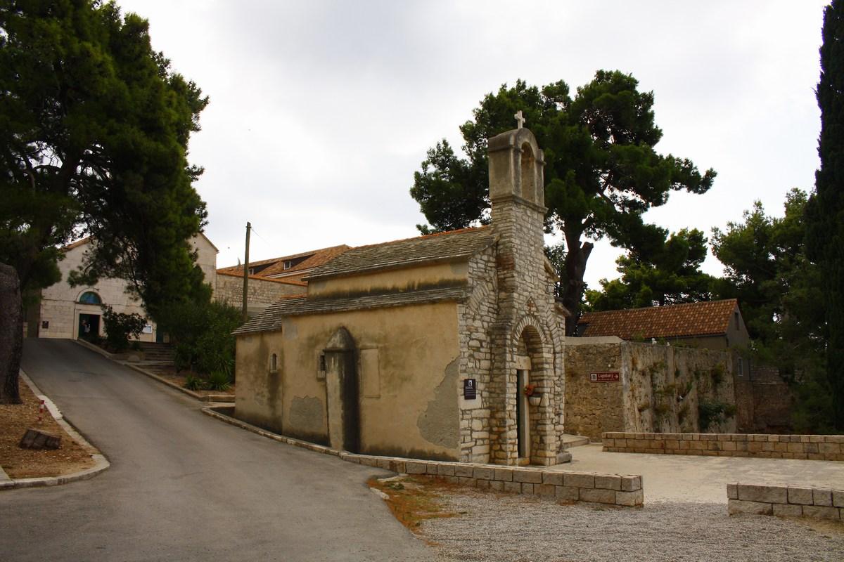 Najstarejša cerkvica