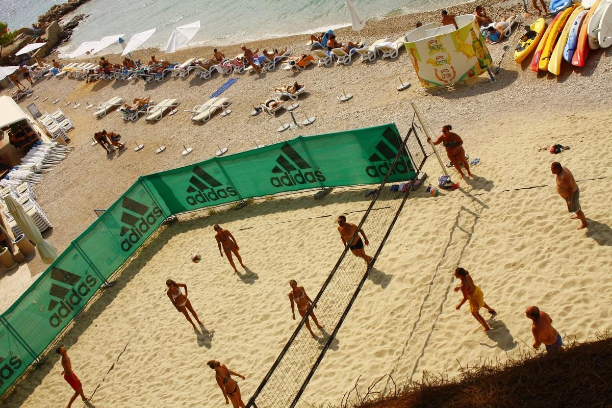 Odbojka na plaži