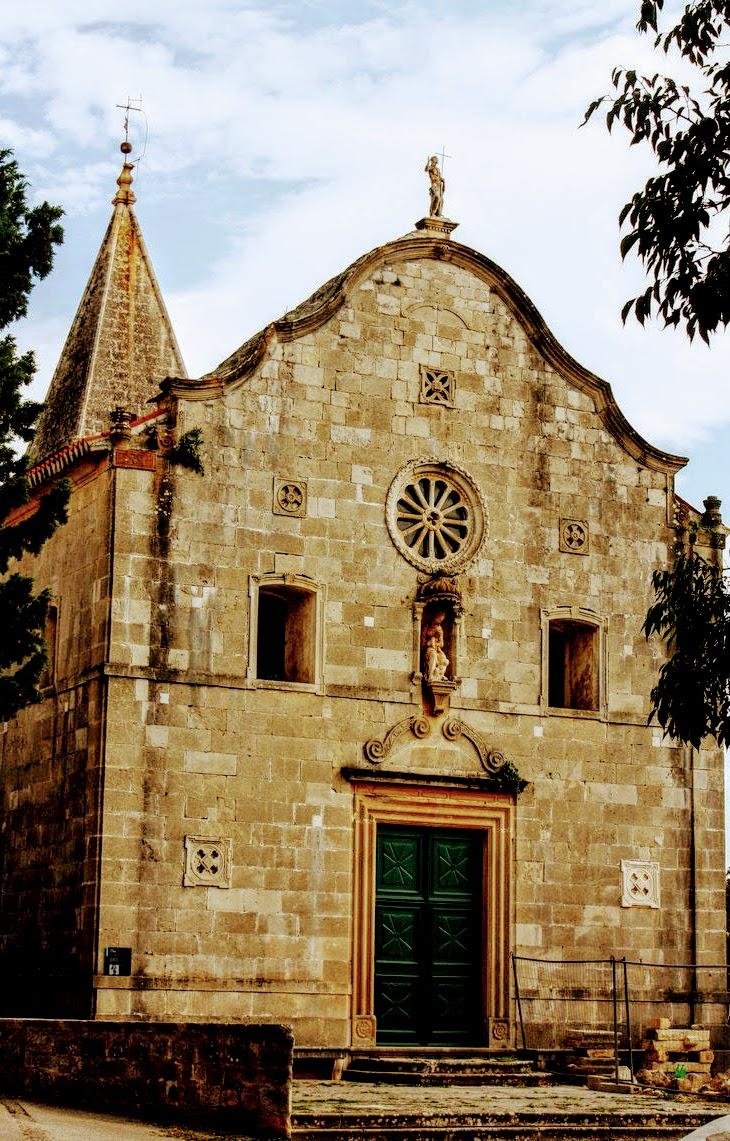 Osrednja cerkev v Škripu
